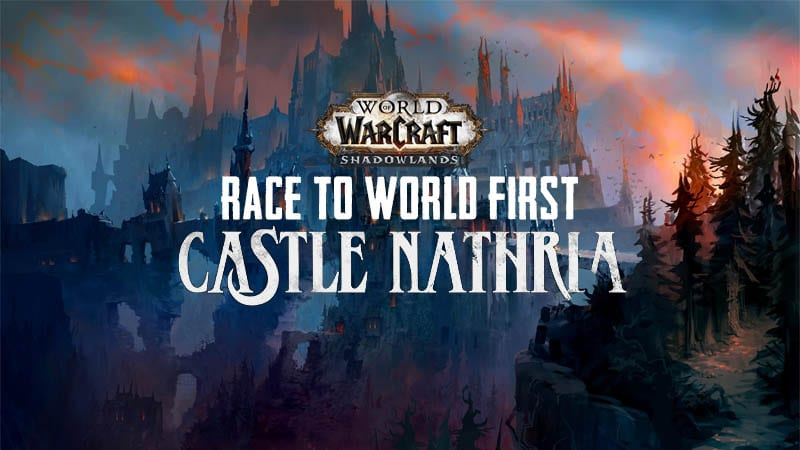 Shadowlands Race to World First