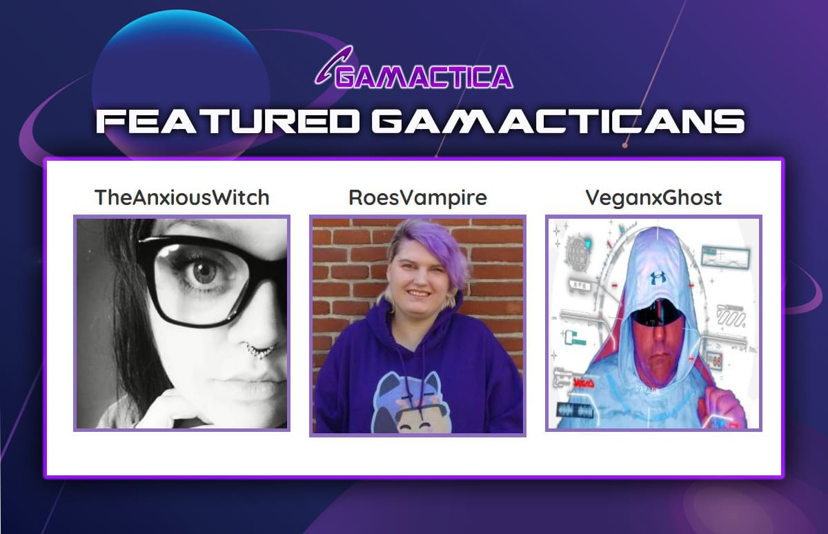 Gamacticans of the Month